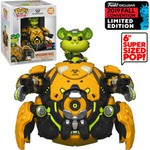 Overwatch - Wrecking Ball #488 NYCC Exclusive Funko Pop