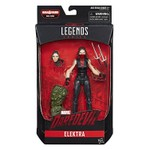 Elektra - Marvel Legends - Marvel Knights