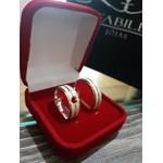 Alianças Sydän ♥ Namoro e Compromisso em Prata 0,950