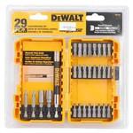 Jogo de bits pontas para parafusar com 29 peças DW2162 Dewalt