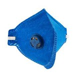 Máscara Descartável PFF2 Com Válvula Air Safety
