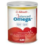 Balanced Omega Óleo de Peixe 120 caps x 1000mg