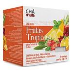 Chá Misto Frutas Tropicais Salada de Frutas Sachê 10 x 1,5g