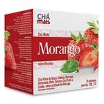 Chá Misto Morango Sachê 10 x 1,5g