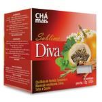 Chá Misto Sublime Diva Sachês 10x1,2g