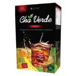 Chá Verde Solúvel Sabor Abacaxi Com Hortelã 200g