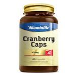 Cranberry Vitaminlife 60 caps x 500mg