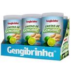 Cristais de Gengibre Sabor Limão/Sal Light 10g