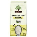Farinha de Arroz Organica Integral 200g