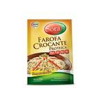 Farofa Crocante Proteica Tempero Caseiro 300g
