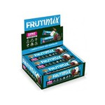 Frutimix Ameixa e Coco com Chocolate Veg Zero Açúcar Display 15-x-24g