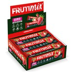 Frutimix Morango Veg Zero Açúcar Display 15x24g