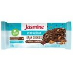 Gran Cookies Alfarroba e Amêndoas Zero Açúcar Vegan 120g