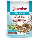 Granola Amendoim e Alfarroba Zero Açúcar Vegan 250g