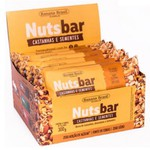 Nuts Bar Castanhas e Sementes Display 12 x 25g