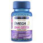 Ômega 3 DHA Gesta 30 Cápsulas x 400mg + EPA 100mg