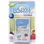 Iogurte Natural Bio Rich Display 3sachês x 400mg