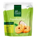 Rosquinhas de Coco All Goods Display 10x32g