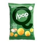 QPop Snack de Arroz com Quinoa Sabor Cebola e Salsa 35g