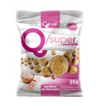 QSuper Snack Amaranto com Sal do Himalaia Display 6 x 25g