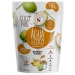 Água de Coco em Pó Refil Gengibre/Limão 200g