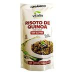 Risoto de Quinoa com Funghi Orgânico 150g