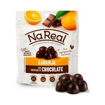 Snack Laranja Com Cob. Chocolate Display 8x20g