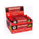 Supino Protein Castanha com Caramelo Display 09 x 46g