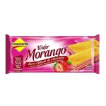 Wafer Morango Zero Açúcar 115g
