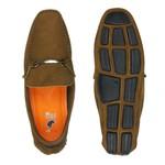 Mocassim Polo City Sneaker - Terra