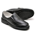 Sapato Social De Couro Confort