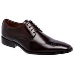 Sapato Social Oxford Cromo Argentino Pinhão