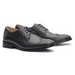 Sapato Masculino Brogue
