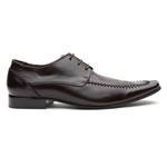 Sapato Social Munique Astúrias Brown