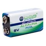 BATERIA ALCALINA 9V 6LRG - BAP