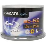 Blu Ray Ridata BD-REGRAVÁVEL 25GB - Printable c/50UN.