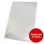 PASTA L - FORMATO A4 C/10UN.