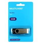 PEN DRIVE MULTILASER 32GB - PD589