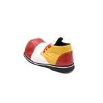 Sapato de Palhaço Colorido ref 149