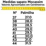 Kit 3 Pares de Sapatilha Cafe/Azul/Vermelho