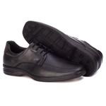 Kit com 3 Sapatos Masculinos Anti Stress