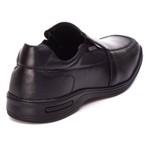 Sapato Masculino Anti Stress - Ref:5051 Preto