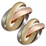 Aliança Cartier de Casamento - Ouro 18k Cartier