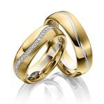 Aliança de Casamento Amsterdan