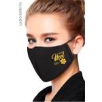 Máscara Projeto Mel