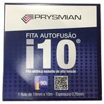 Fita Isolante 19mm x 10m Autofusão I10 Prysmian
