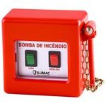 Acionador Manual de Bomba de Incêndio AM-B Ilumac