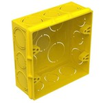 Caixa de Luz para Eletroduto Corrugado Flexível 4X4 Amanco