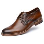 Sapato Social Caramelo C33