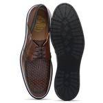 Sapato Jacometti Conhaque 176080